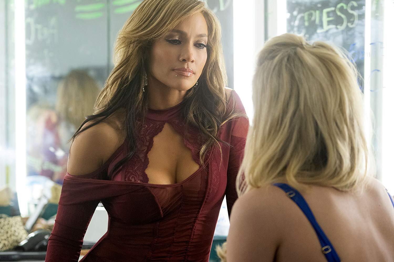 Jennifer López en 'Hustlers'.