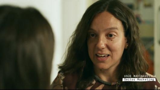 Usúe Madinaveitia es una de las entrevistadas en el documental