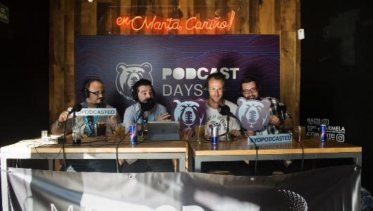 Las jornadas sobre podcasting más potentes del país se han celebrado los días 4 y 5 de octubre en Madrid, congregando a más de 400 asistentes