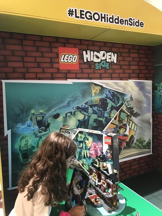 Lego Hidden Side es la apuesta más fuerte de este año de la marca