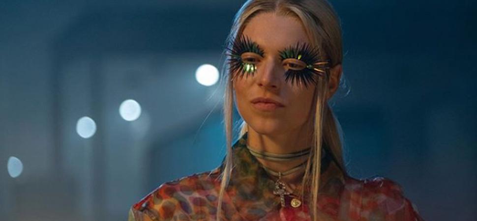Maquillaje fantasía, la improbable tendencia que una serie ha conseguido llevar a la calle