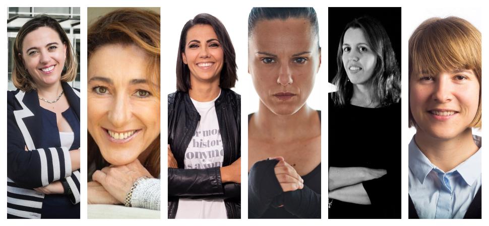 Nueve mujeres sobresalientes y una recién nacida, ganadoras de los Premios MAS