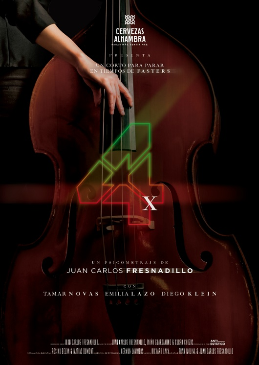 Cartel del cortometraje