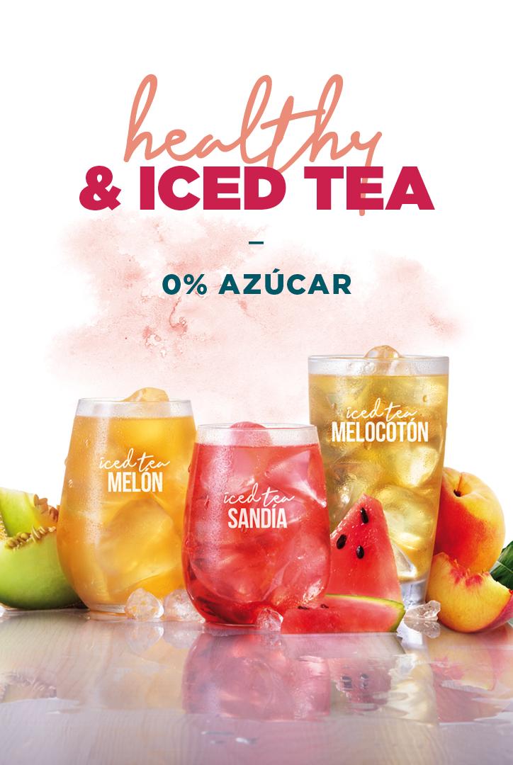 La enseña americana lanzó de cara al verano una nueva gama de bebidas elaboradas a partir de té verde infusionado y siropes de sabores sin azúcar