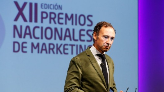 Enrique Arribas, presidente de la Asociación de Marketing de España