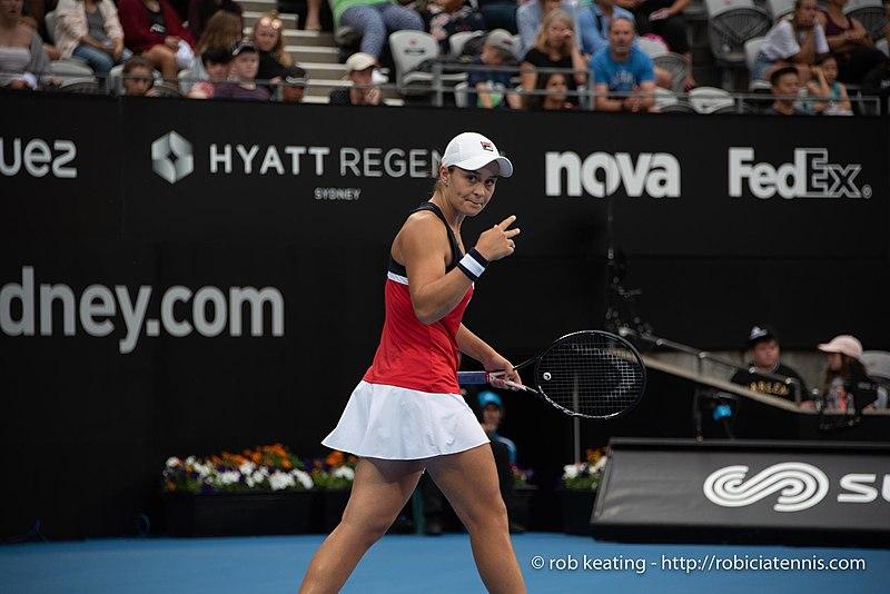Foto: Sydney International Tennis WTA Premier / Rob Keating.