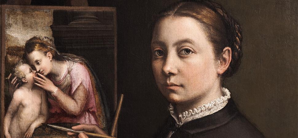 El Museo del Prado reúne las obras más importantes de dos pintoras olvidadas por la historia