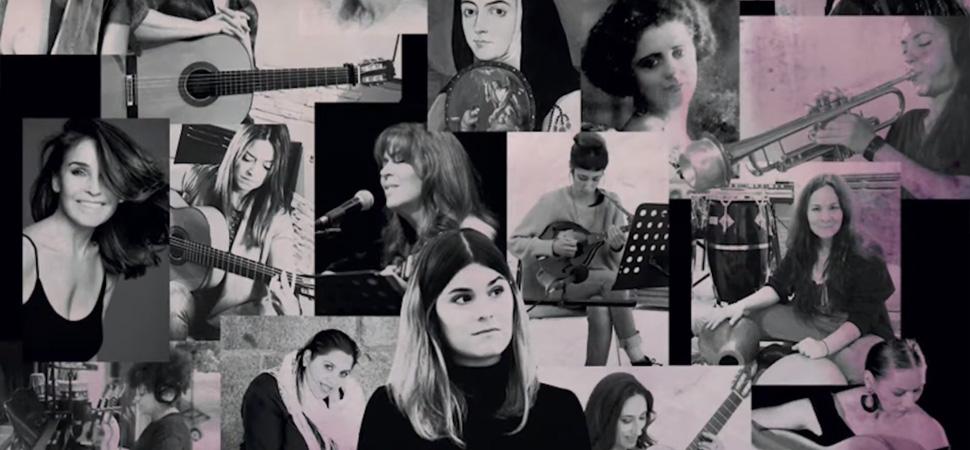 'Mujeres de carne y verso': 26 siglos de poesía en femenino