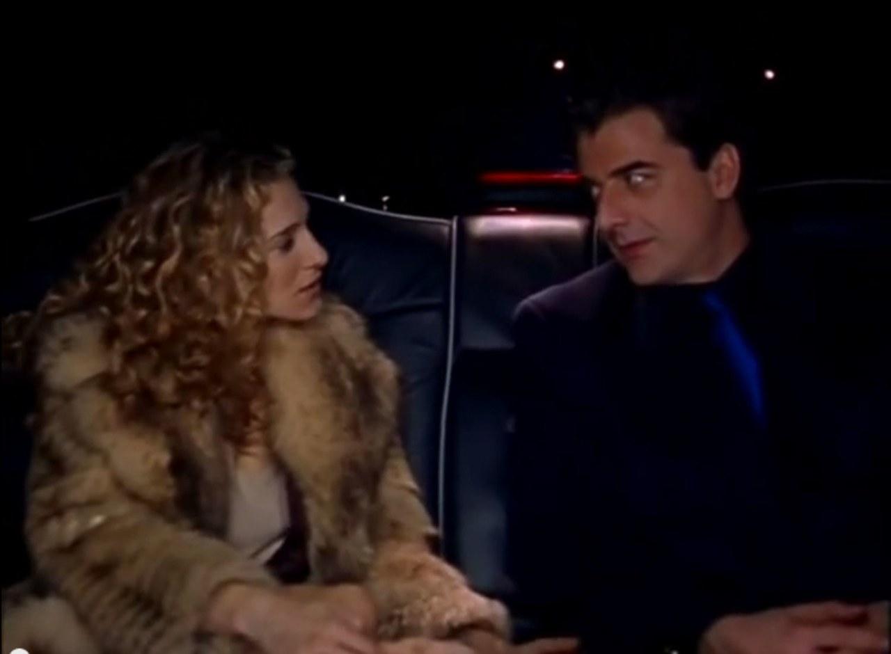 También Carrie y Big empezaron por el sexo y lo suyo (al final) acabó bien. Foto: 'Sexo en Nueva York'/HBO.