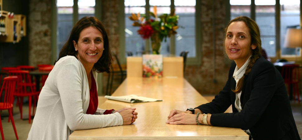 Las emprendedoras que se han propuesto que comamos sano y ecológico