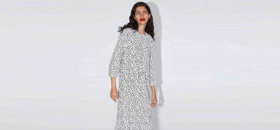 El vestido de lunares de Zara y otros éxitos virales de la moda en 2019