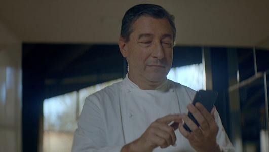 El cocinero Joan Roca