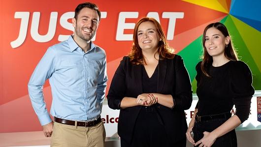 Lorenzo Solís, Chelo Domínguez e Icíar Luengo