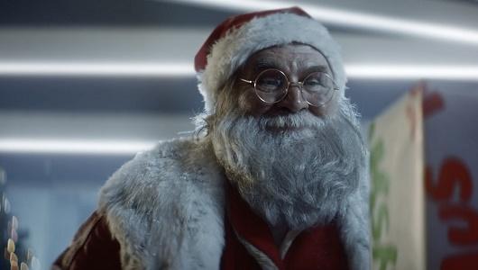 Imagen de la campaña navideña de Toys'R'Us