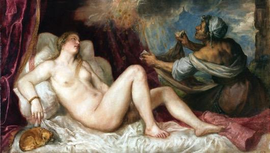 El Museo del Prado hace directos en Instagram para explicar cuadros como este de Tiziano
