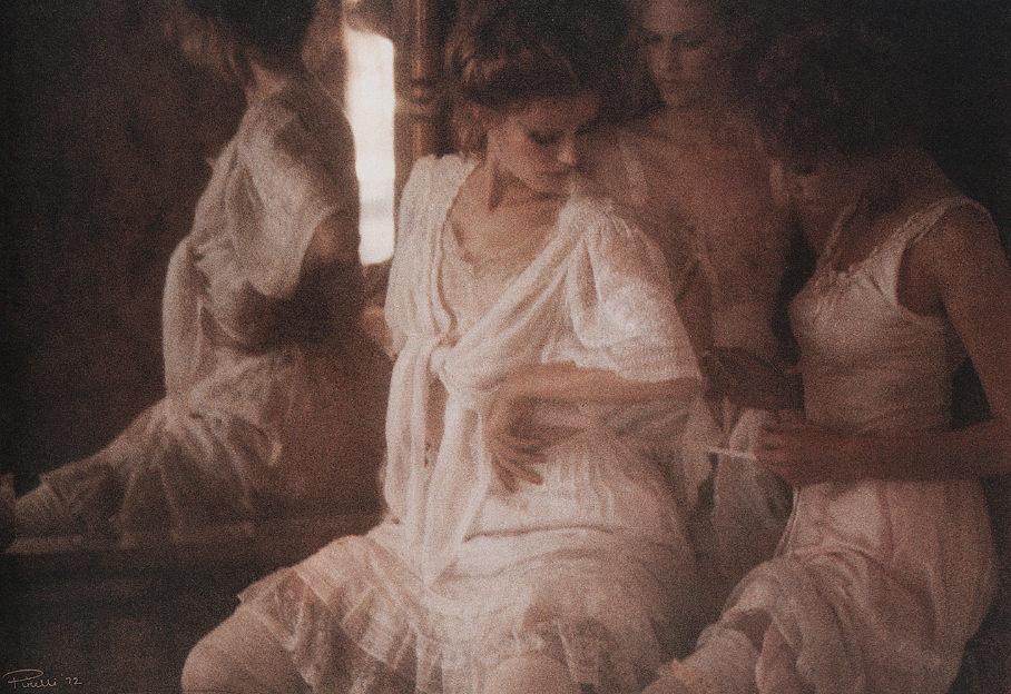 Sarah Moon, 1972.