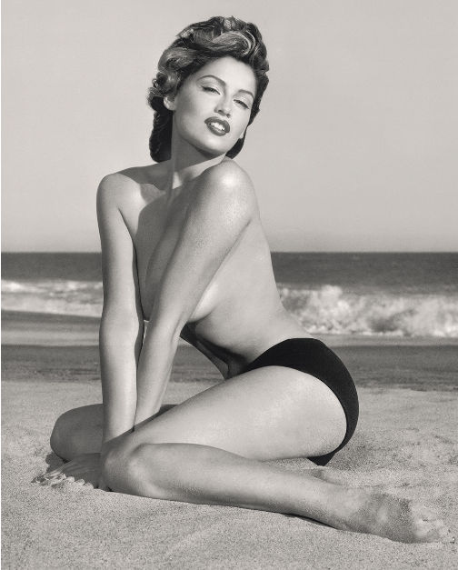 Herb Ritts, 1999.