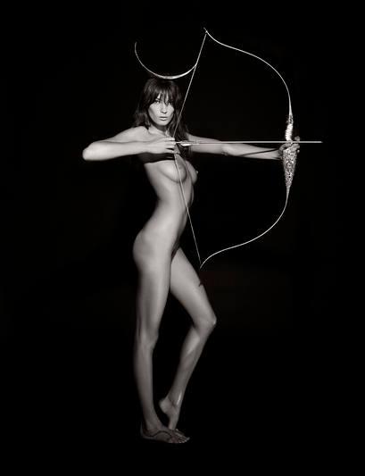 Karl Lagerfeld, 2011.