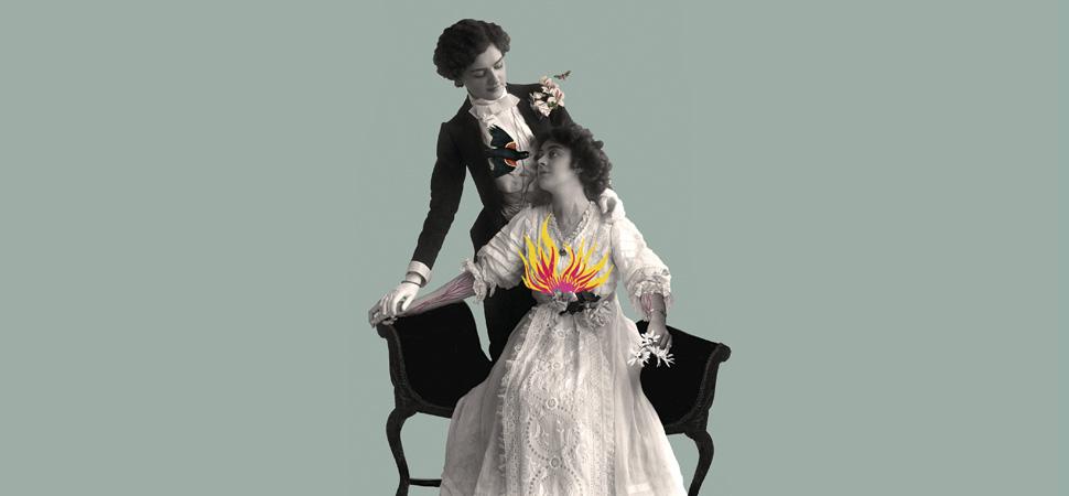 'Señoras que se empotraron hace mucho': mujeres ilustres que no eran amigas, sino amantes