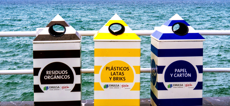 Los españoles reciclamos más