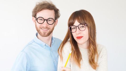 Amigos Ingleses son Phillip Bartlett e Isabel Carrasco