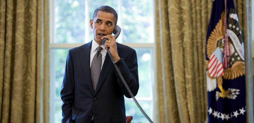 Barack Obama tiene una propuesta para mejorar el mundo: que gobiernen las mujeres