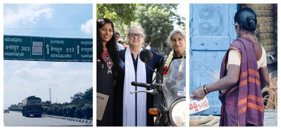 Después de tres meses de aventura, La Motera llega a la Fundación Vicente Ferrer