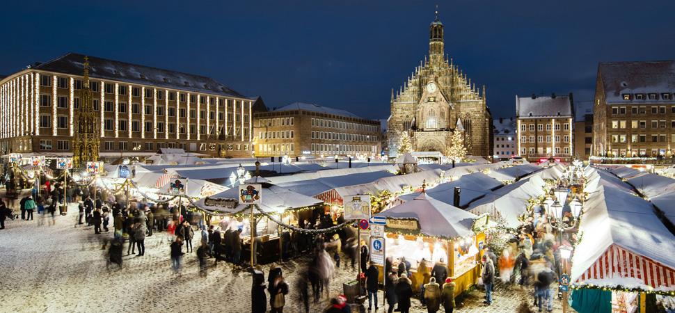 Una ruta por los mejores mercadillos navideños de Europa