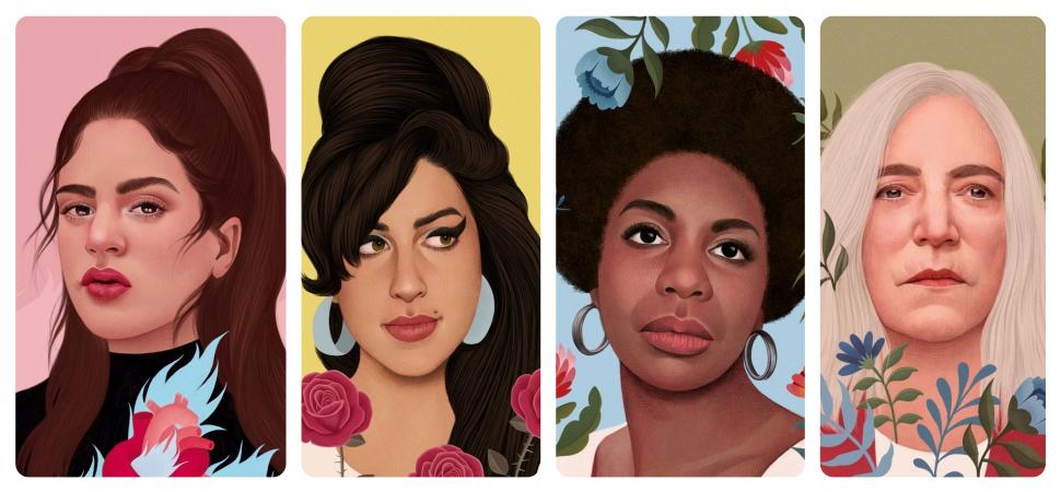 El calendario más bonito de 2020  va de mujeres y tiene un fin solidario