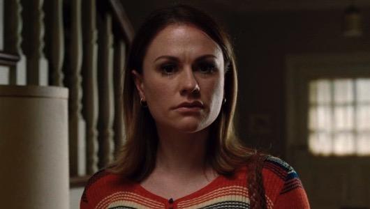 Anna Paquin, en 'El irlandés', película de Netflix