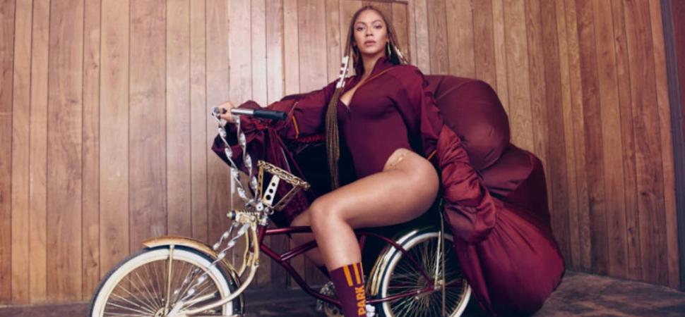 La nueva colección de Beyoncé y Adidas se convierte en un chiste de internet