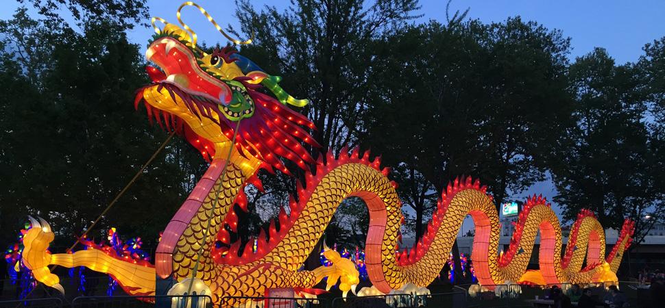 Planes para celebrar aquí el Año Nuevo chino