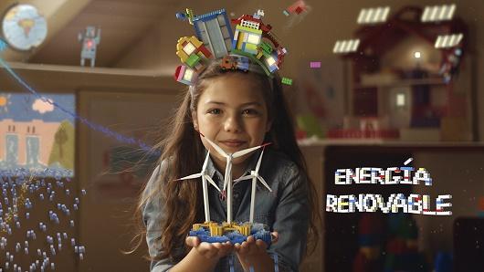Imagen de una campaña de Repsol