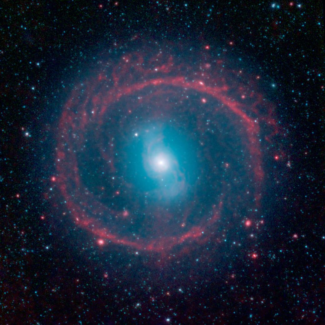 Galaxia NGC 1291.