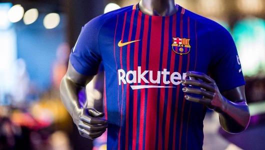 La tienda online Rakuten patrocina al FC Barcelona