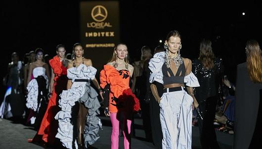 Mercedes-Benz, L'Oréal Paris e Inditex son los patrocinadores principales del evento