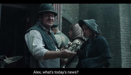 El anuncio de Amazon promociona su asistente de voz Alexa