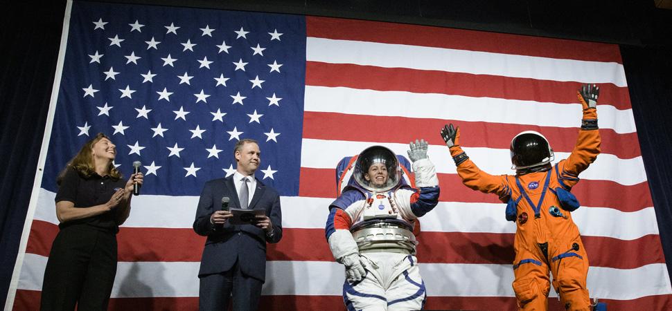 Artemis, el programa que llevará a la primera mujer a la luna