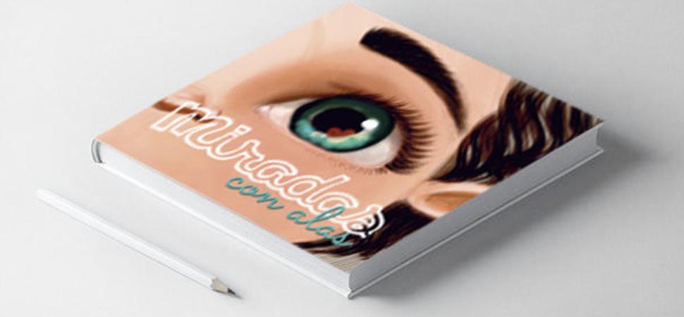 'Miradas con alas', un libro ilustrado para enseñar a los niños lo que es la enfermedad
