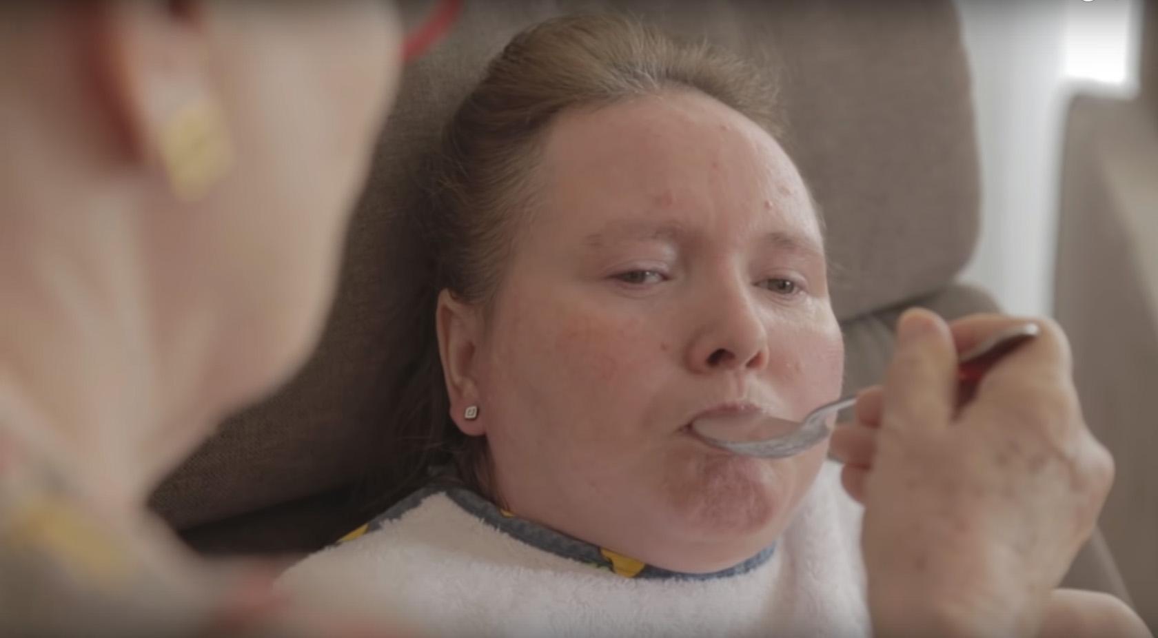 Ana María tenía 31 años cuando recibió por fin un diagnóstico.
