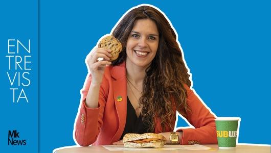 Inês Fonseca también ha trabajado en McDonald's, Lego, Campofrío y Heineken.