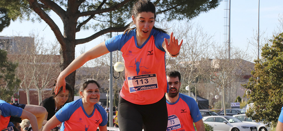 El 8 de marzo, corre por #PorUnMundo5050