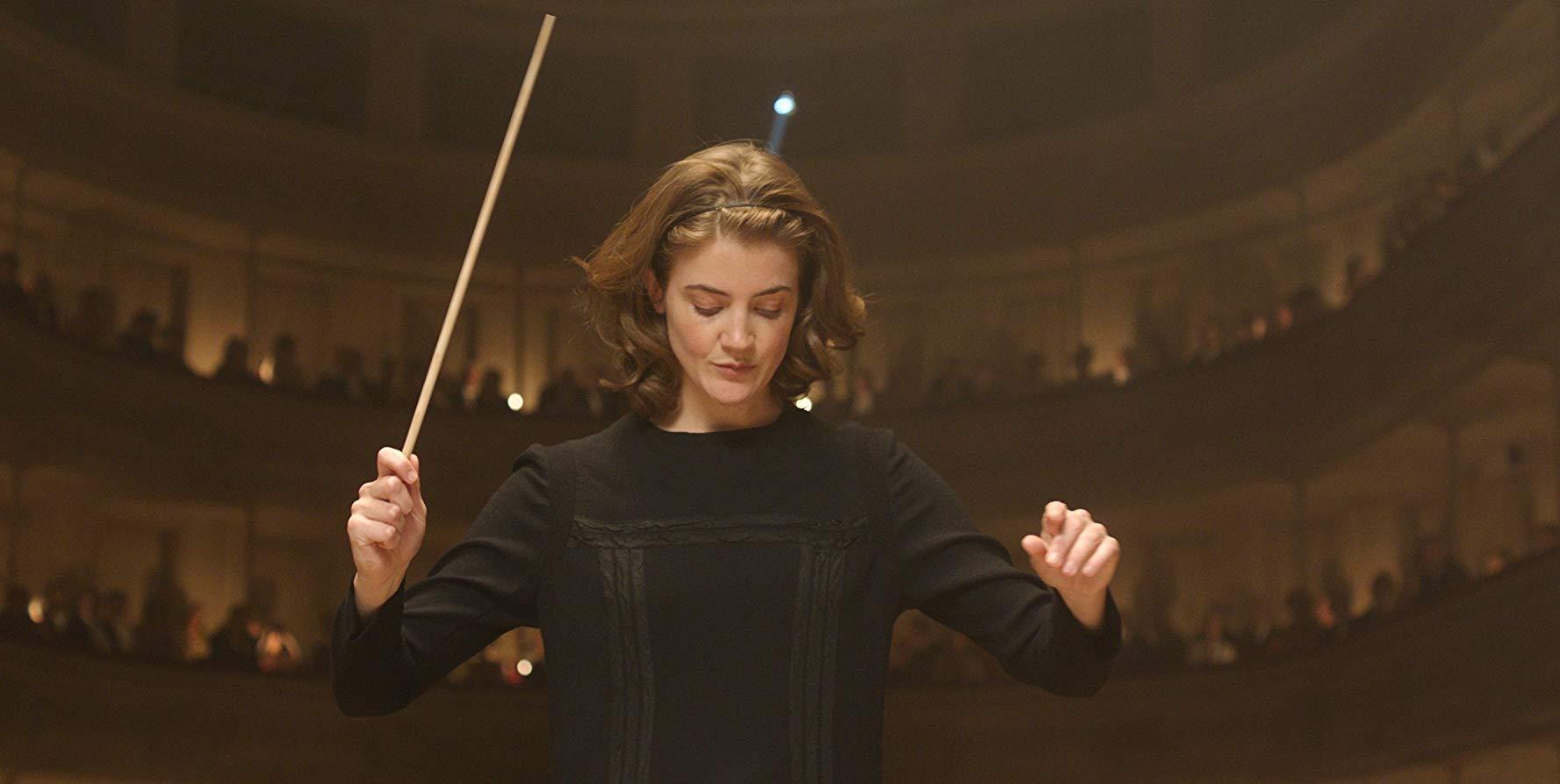 'La directora de orquesta', el biopic sobre Antonia Brico dirigido por Maria Peters, es una de las películas incluidas en el programa del 8M en Vigo.