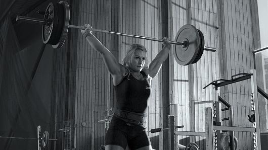 Lydia Valentín protagoniza la campaña olímpica de Bridgestone