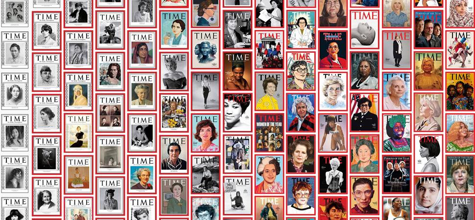 Las cien mujeres del siglo