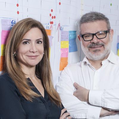Pilar López y Miguel Lázaro