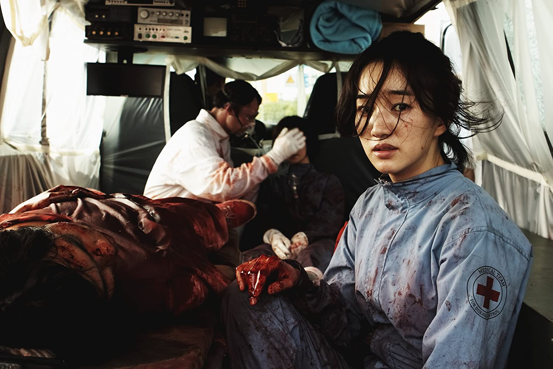 La película surcoreana 'Virus' (2013) se ha convertido en un éxito.