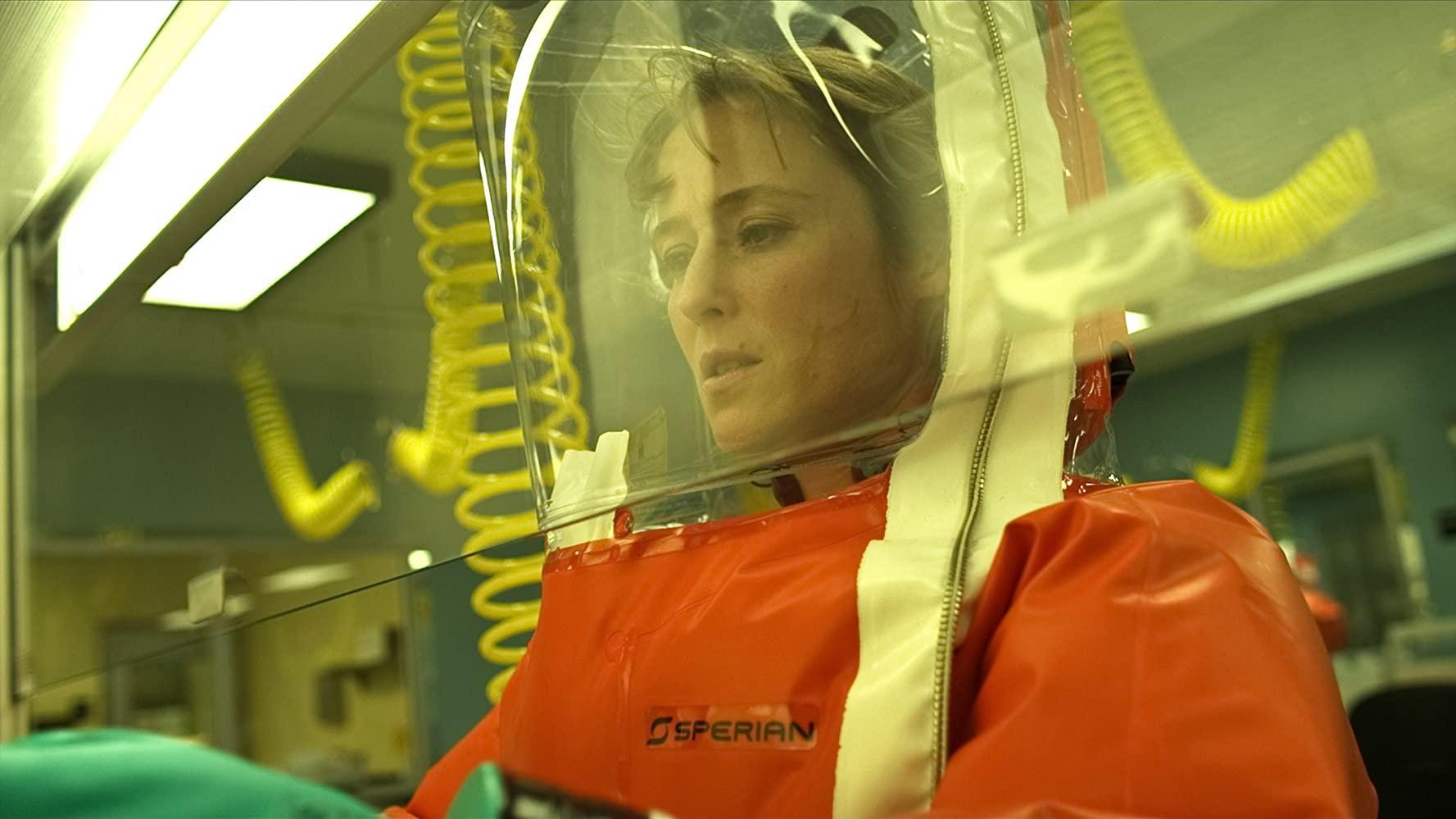'Contagio', de Steven Soderbergh, se estrenó en 2011.