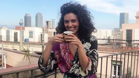 Rosalba Vasciarelli, una de las usuarias que ha subido su look
