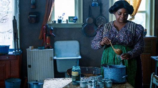 Octavia Spencer en Madam C.J, una de las series más recientes de Netflix